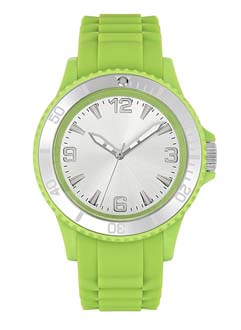 promotional colours watch