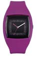 montre promotionnelle fuschia